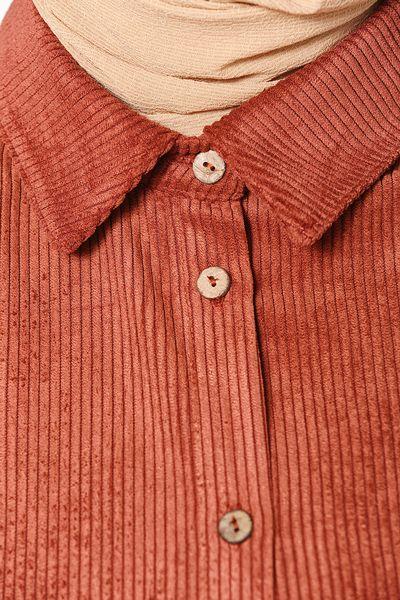 Salaş Düğmeli Gömlek