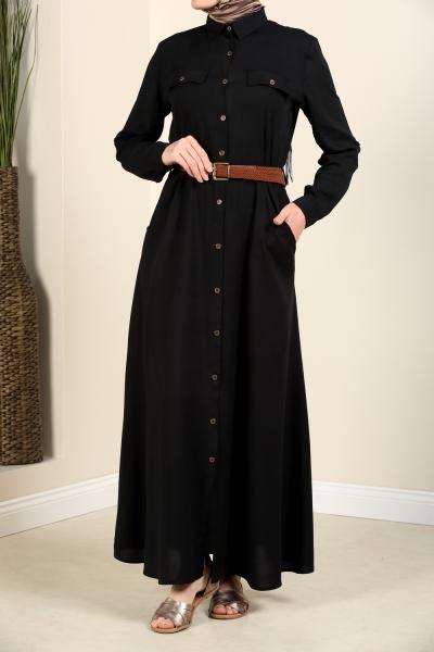 BATTERY BELT DRESS