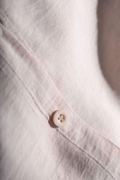 Düğmeli Pantolonlu Takım