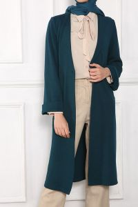 LONG HIJAB JACKET