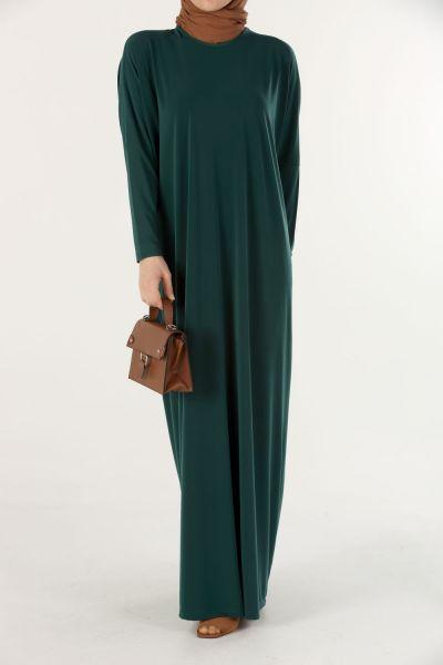 Yarasa Kol Elbise
