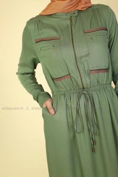 Zippered Dress