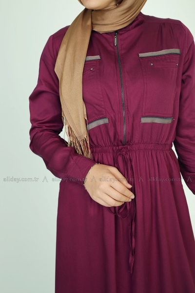 Zippered Dress