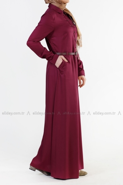 Arched Chest Dress