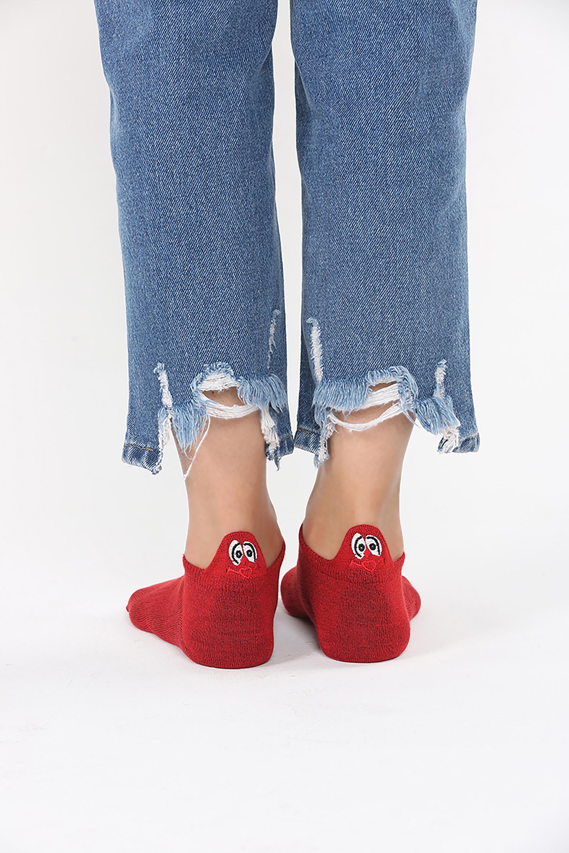 Emoji Patterned Socks