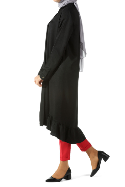 ETEĞI FRIENDLY CONFIDENTIAL COOKED TUNIC