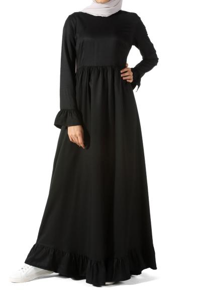 ETEK BELIYU PLASTIC DRESS
