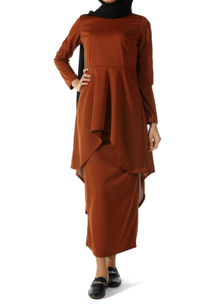 HIJAB SUITS WITH SKIRT