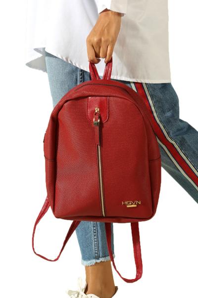 Fermuar Detaylı Çanta