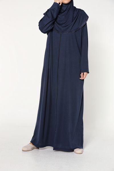 ZIPPERED PRAYER DRESS