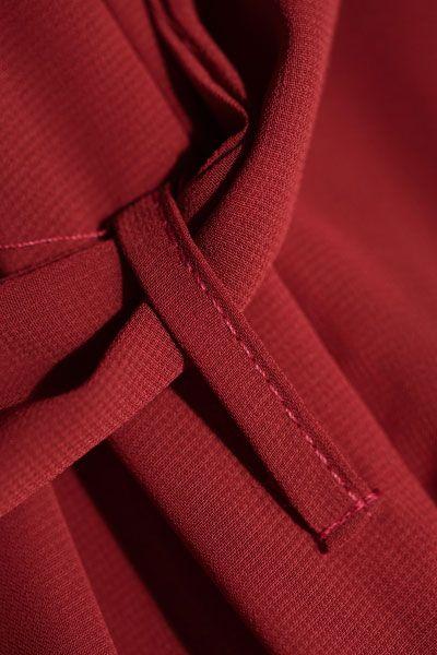 Fırfırlı Tül Elbise