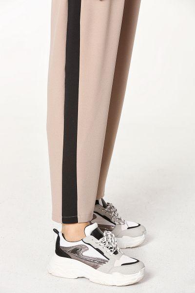Garnili Pantolonlu İkili Takım
