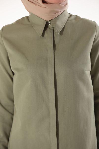 Gizli Patlı Gömlek