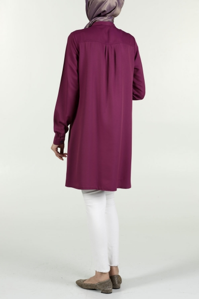 CONFIDENTIAL HIGHLY EMBROIDERED TUNIC
