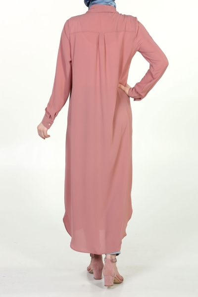 CONFIDENTIAL LONG LONG TUNIC
