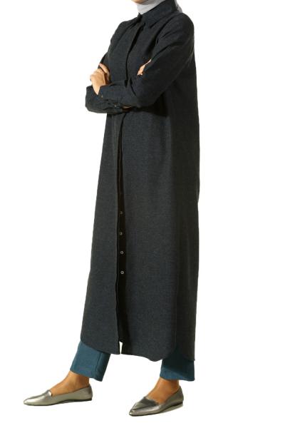 Gizli Patlı Uzun Tunik
