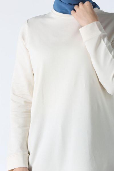 Gömlek Garnili Sweat