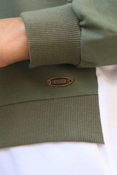 Gömlek Garnili Düğmeli Tunik