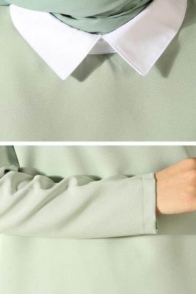 Gömlek Yaka İkili Takım