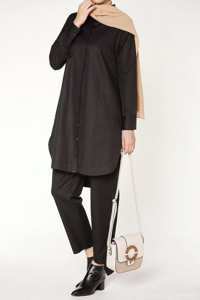 HIJAB SUIT WITH SHIRT