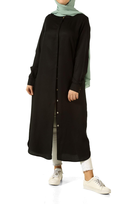 Hakim Yaka Uzun Tunik