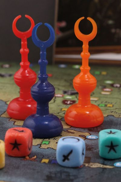BOARD GAMES  CRESCENT LINE