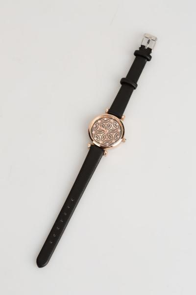 İçi Desenli Saat