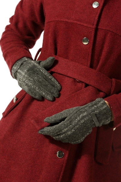 INSERTIONED FIBER GLOVES