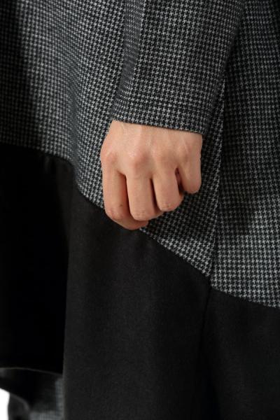 Garnish Patterned Trousers Double Suit