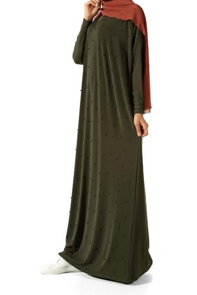 İncili Elbise
