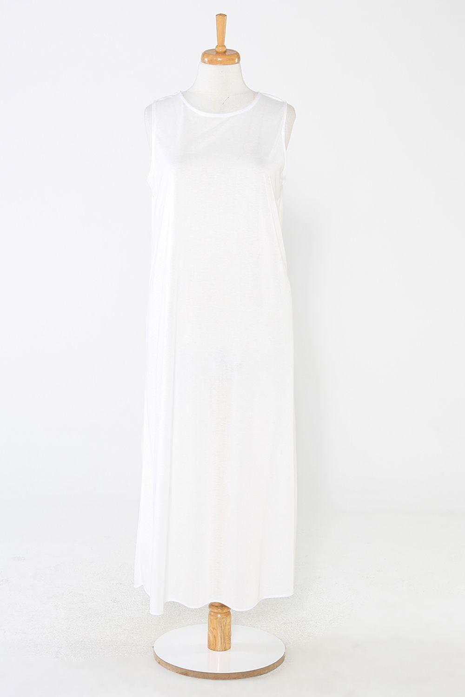Sleeveless Long Dress Lining