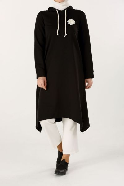 HOODED TUNIC