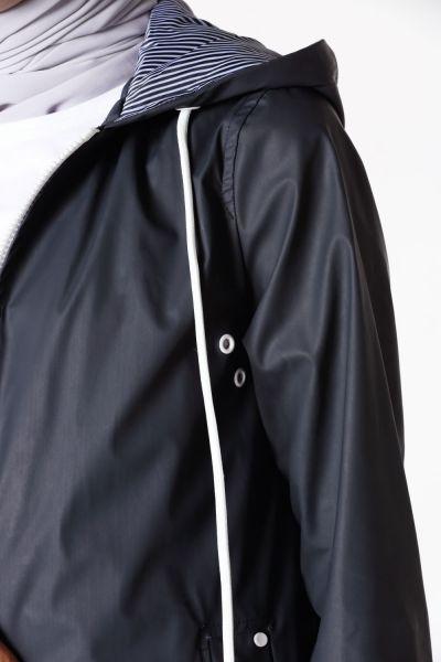 Kapüşonlu Ceket