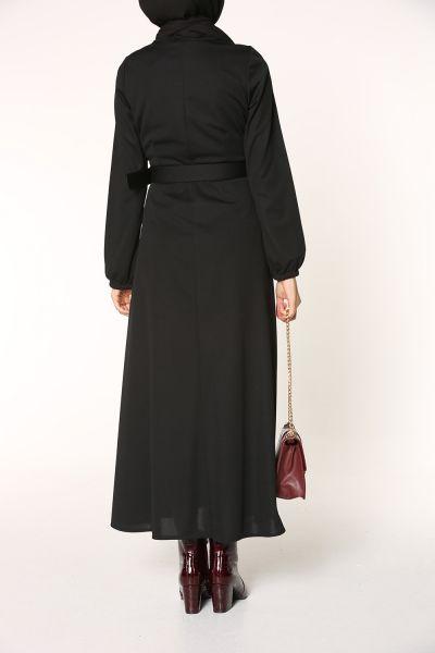 Kiloş Kemerli Elbise
