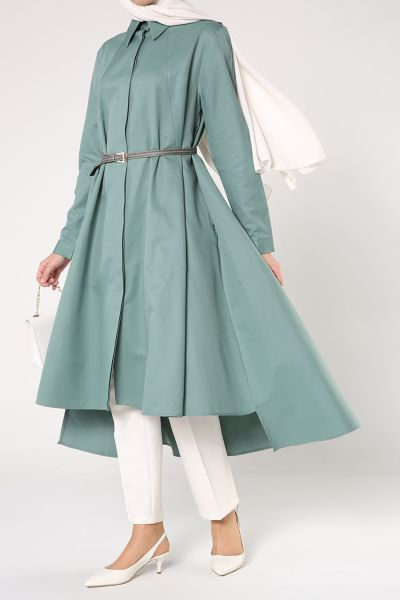 BELTED TUNIC