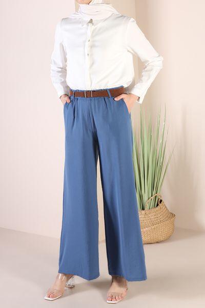 Kemerli Salaş Pantolon