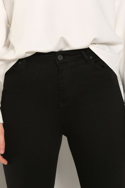 Kevser Dar Paça Pantolon