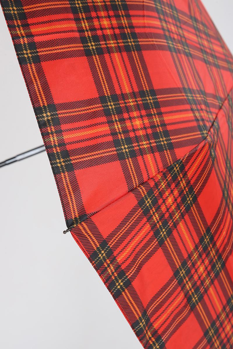 Kılıflı Ekose Desenli Şemsiye
