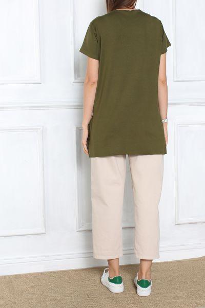 Kısa Kol T-Shirt