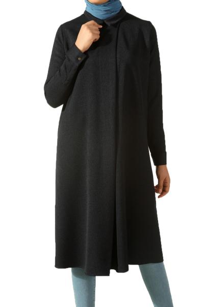 Uzun Kloş Tunik