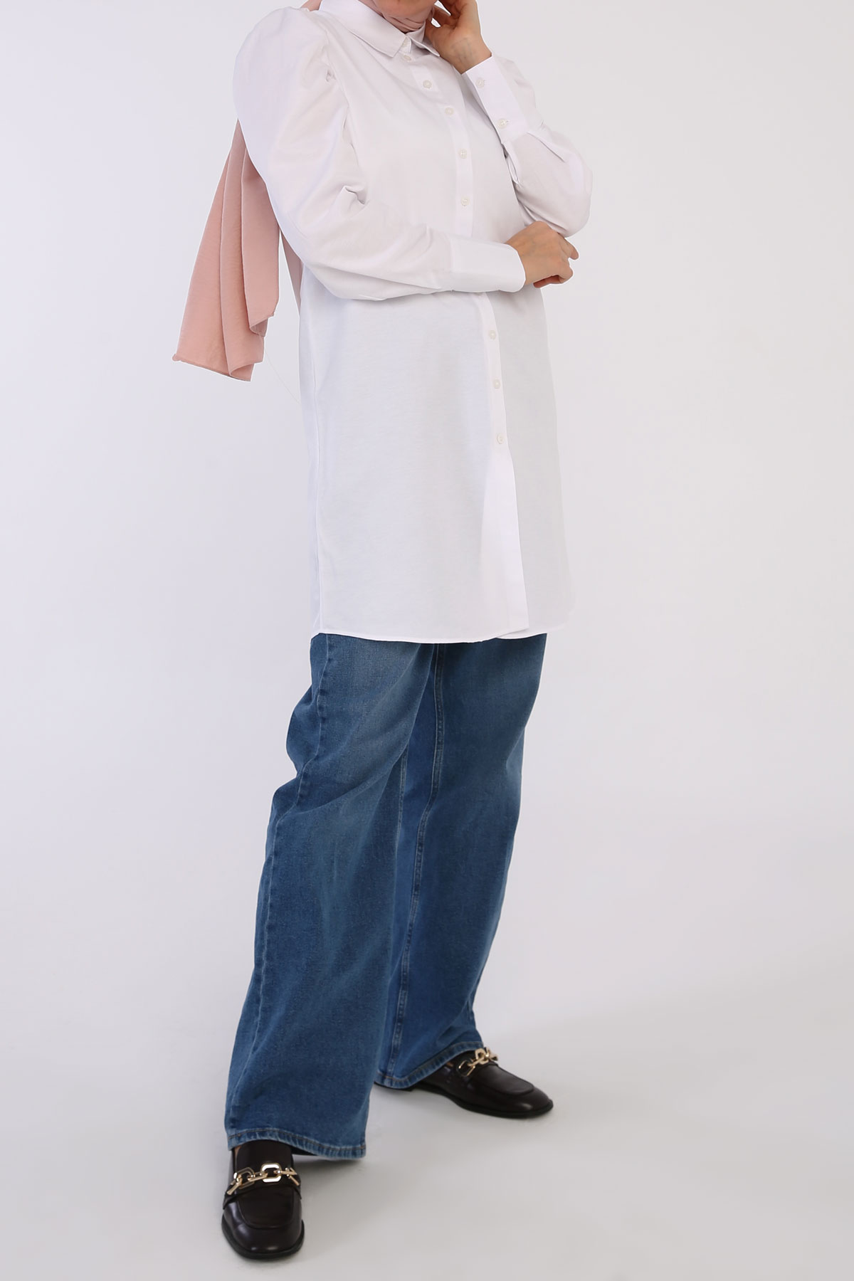 Juliet Sleeve Shirt Tunic