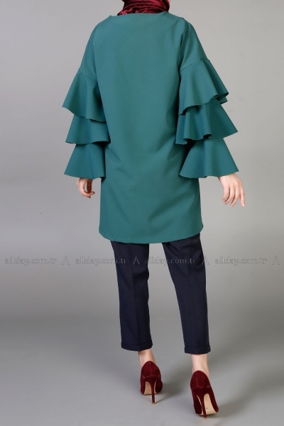 SOLID FRIENDLY TUNIC