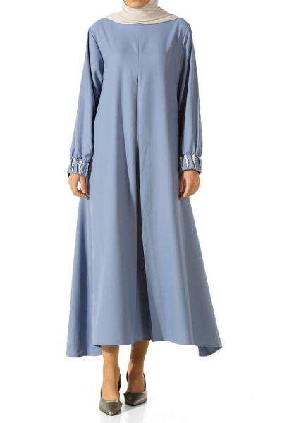 Kolu İncili Elbise