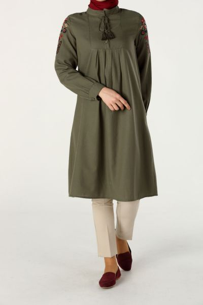 SOLID PROCESSING TUNIC