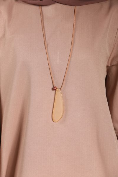 TUNIC WITH NECKLACE