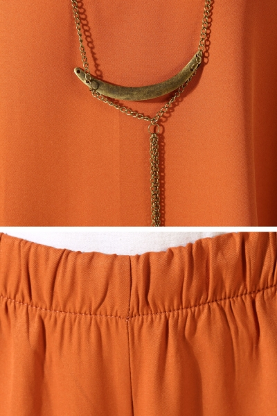 Tunik Pantolon İkili Takım