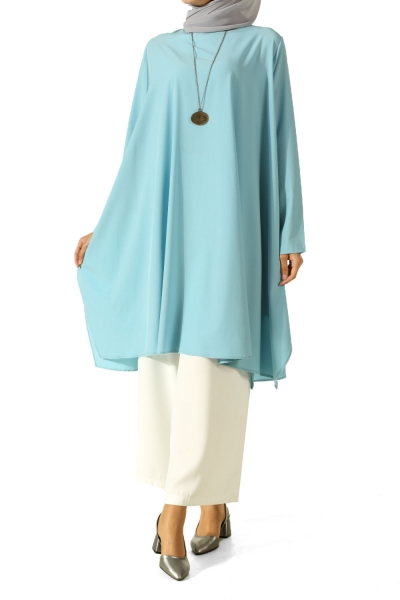 SALAS TUNIC WITH NECKLACE