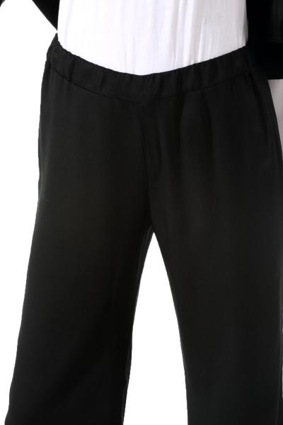 Kolyeli Pantolonlu İkili Viskon Takım