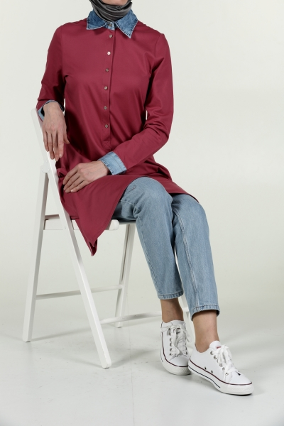 LUCKY LACOSTE TUNIC