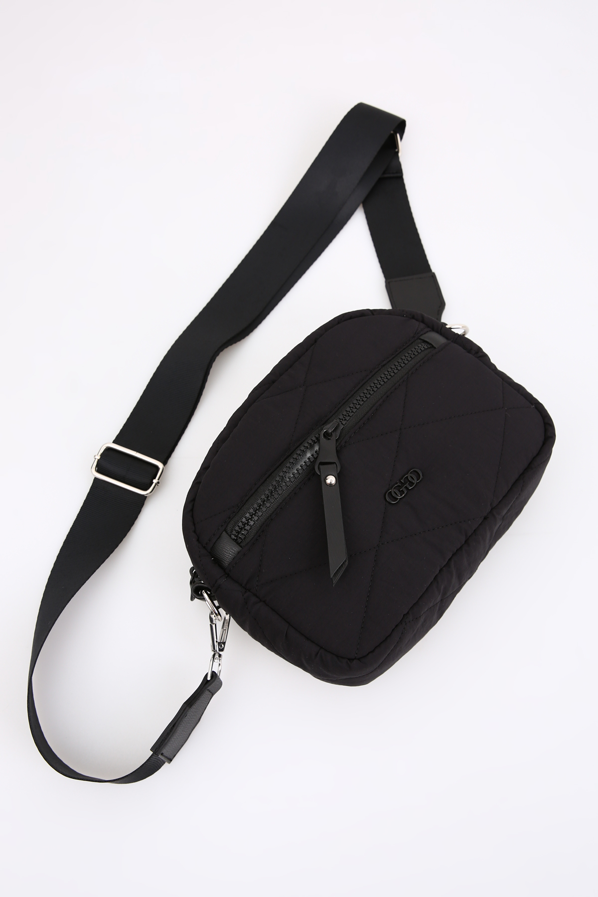 Fabric Courier Bag